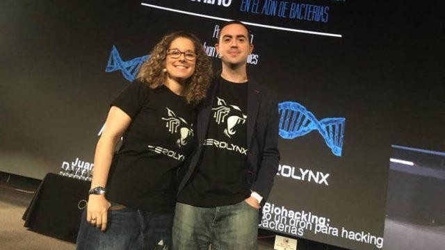 Disco duro biológico: la idea de Biohacking de dos españoles