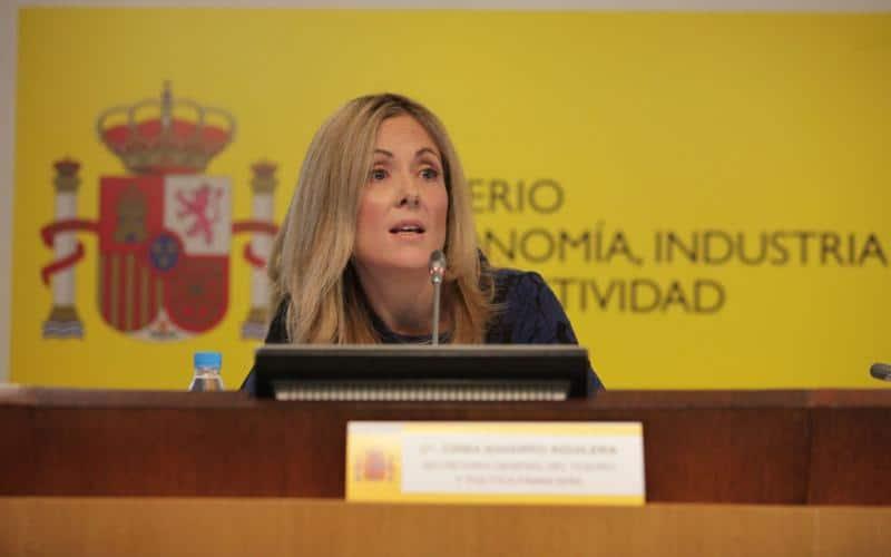 Emma Navarro sustituirá a Escolano en la Vicepresidencia del BEI