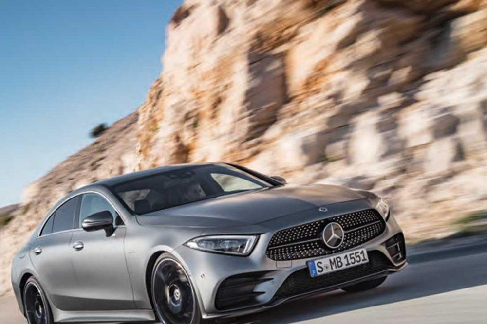 Mercedes Benz lanza la tercera generación del CLS
