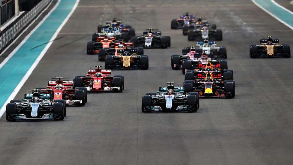 cambios en la Fórmula 1