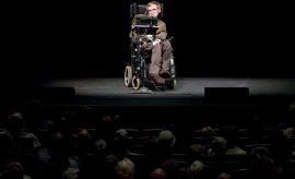 Frases de Stephen Hawking que hoy son un legado