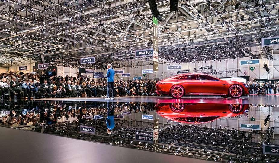 lanzamientos del Salón del Automóvil de Ginebra 2018