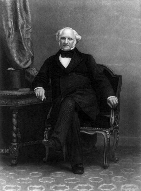 George Peabody, el padre de la filantropía moderna
