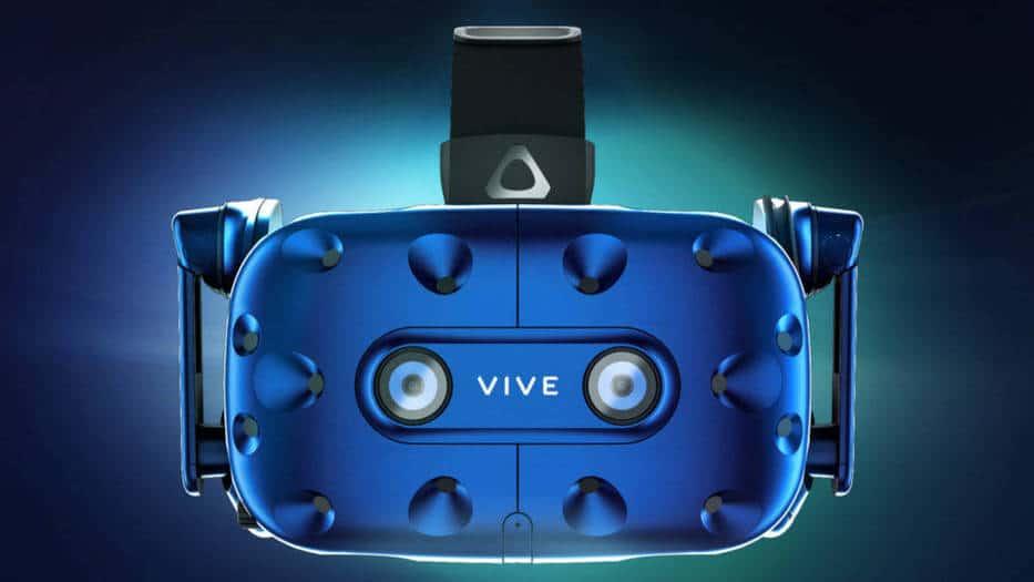 realidad aumentada del HTC Vive Pro