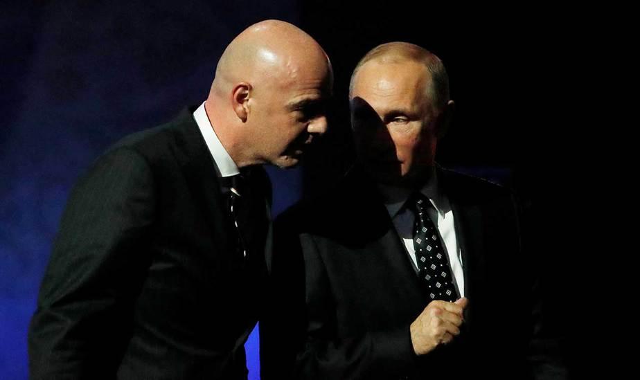 Boicot al Mundial de Rusia 2018: Una sombra en la banca
