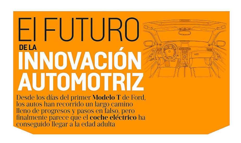 La nueva ola de la innovación automotriz en una infografía