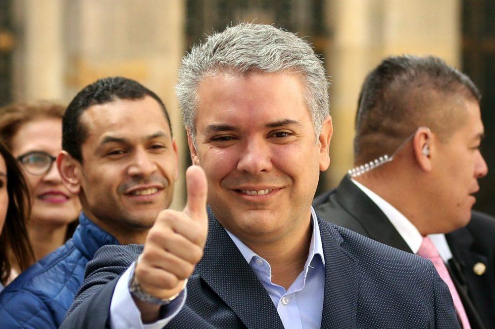 Elecciones legislativas en Colombia 2018: Ivan Duque
