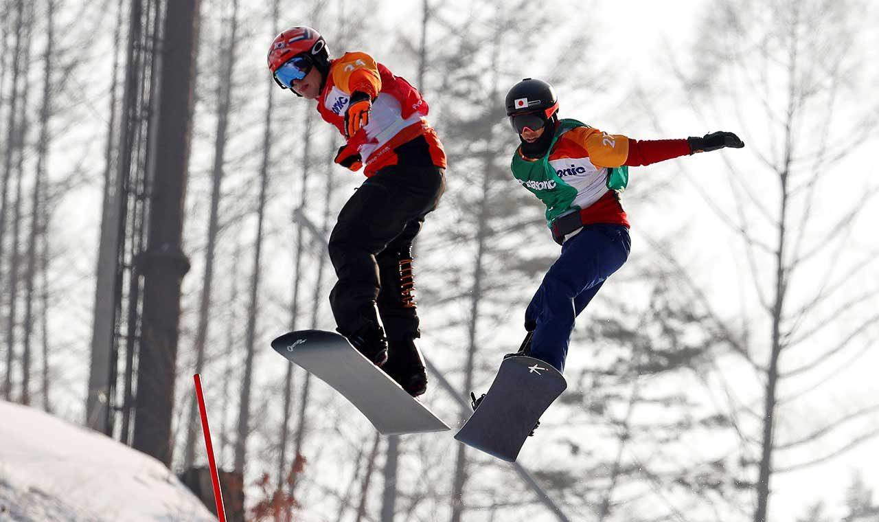 Deportes de los juegos paralímpicos de invierno: Snowboard