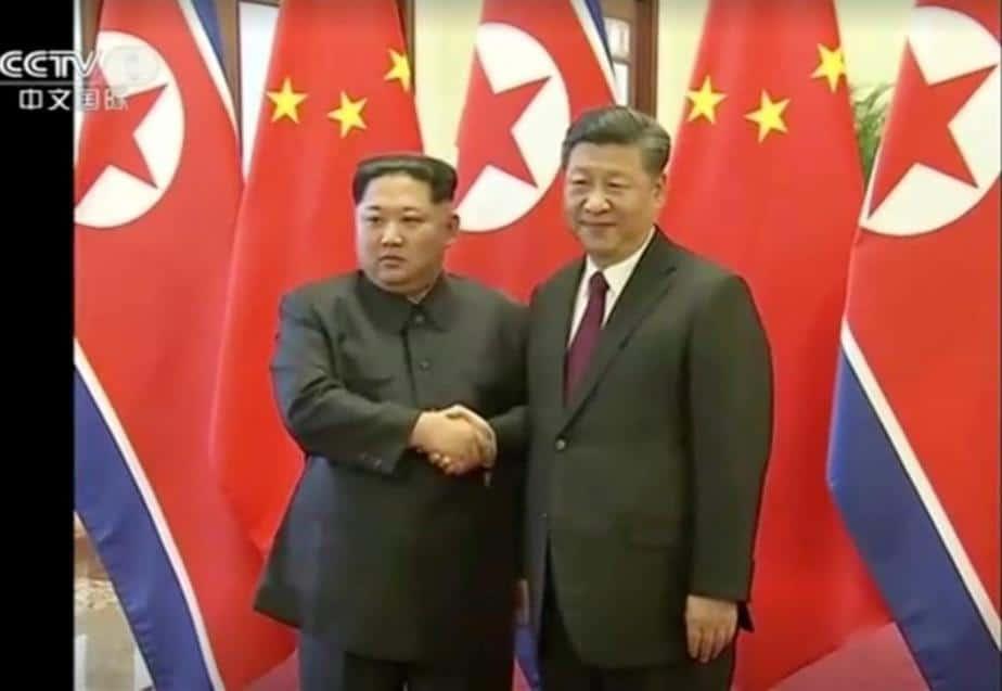Visita de Kim Jong Un a China habla de la desnuclearización