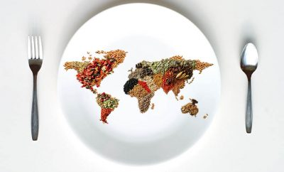La alimentación mundial.