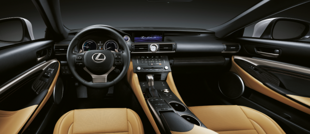Lexus RC 300h 2018