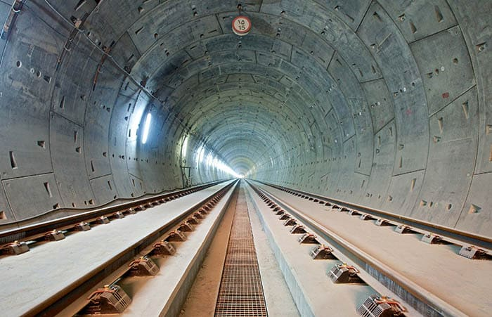 Metro de Riad.