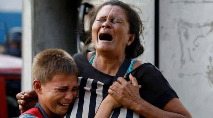 Los derechos humanos en Venezuela se agrietan con casos como el motín de Policarabobo