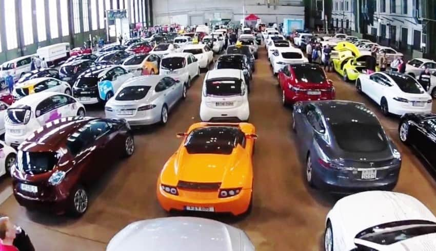 China mejora el mercado de coches de Nueva Energía