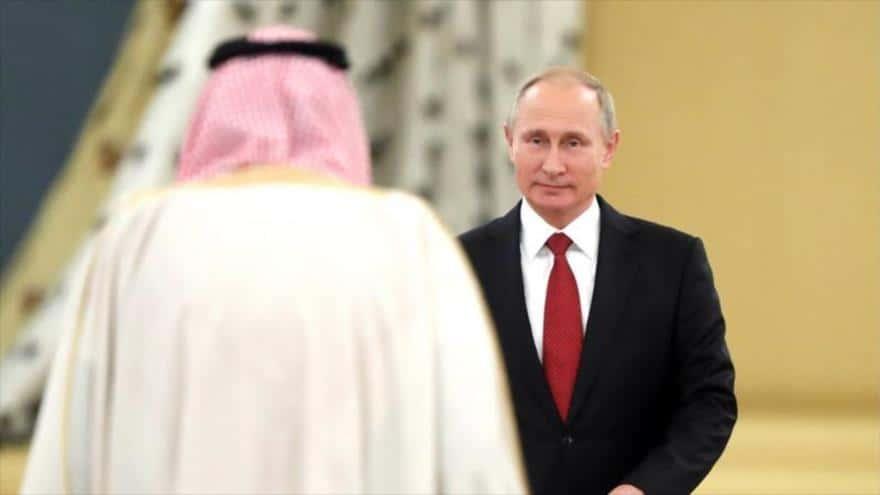 Pacto Rusia Opep se mantendrá con la victoria de Putin