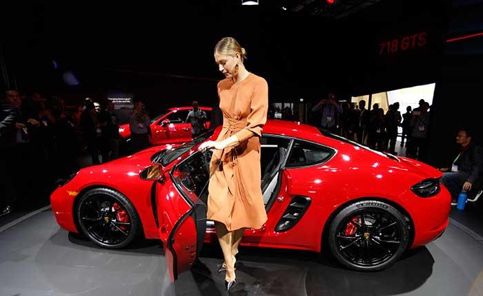 Porsche quiere construir coches voladores