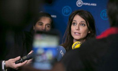 """La dirigente del PP ha dicho que Sànchez es una persona """"que bordea la legalidad y no me parece la más capacitada"""" para ser president."""