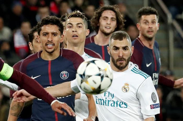 Psg Real Madrid: 5 estadísticas clave