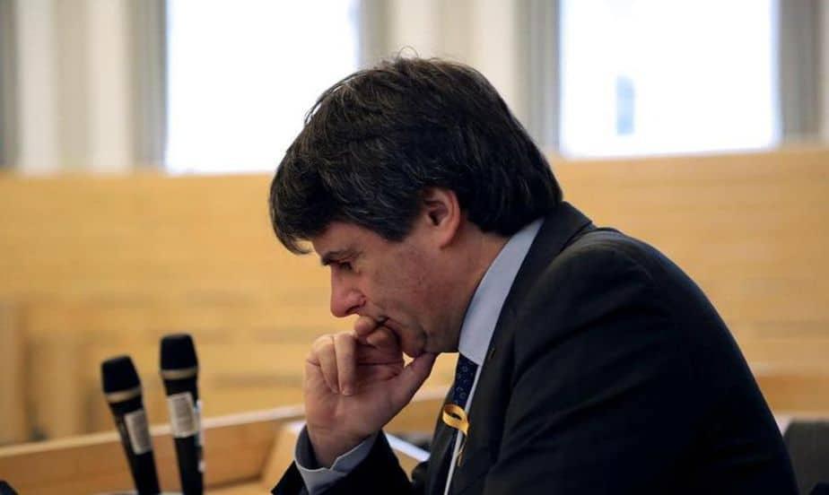 Confirmado procesamiento de Puigdemont y los otros 24 del 'procés' por alzamiento