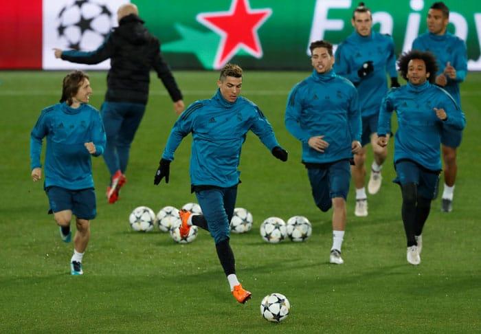 Real Madrid Vs. PSG: Los grandes se juegan la honra en París