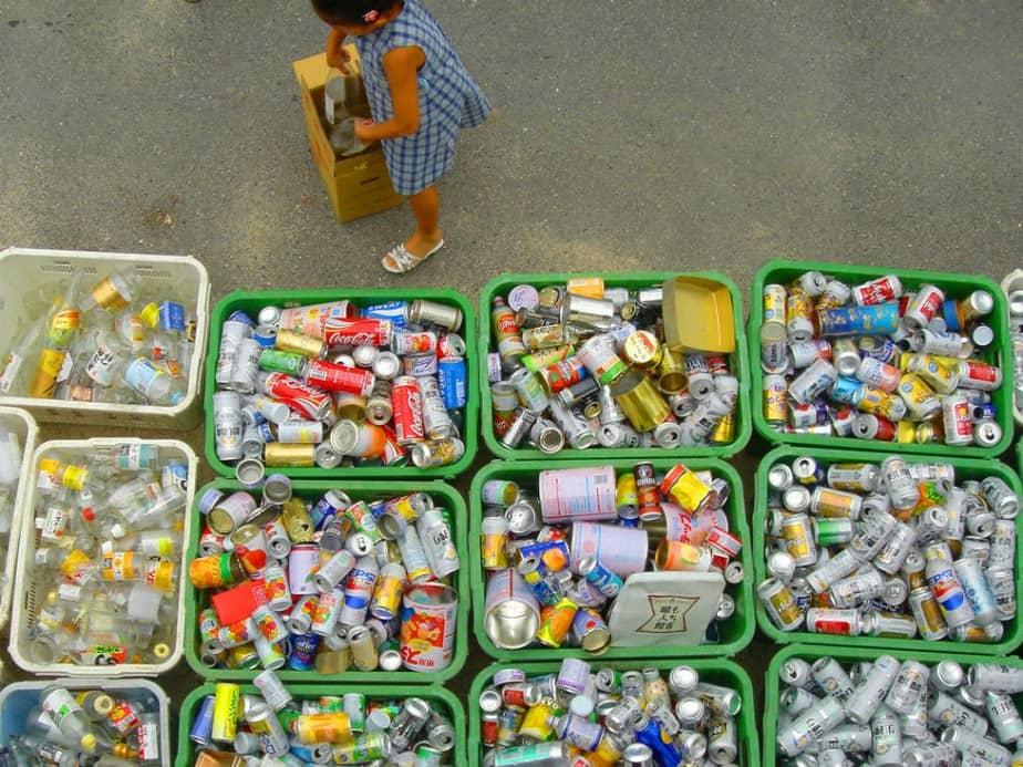 errores de reciclaje