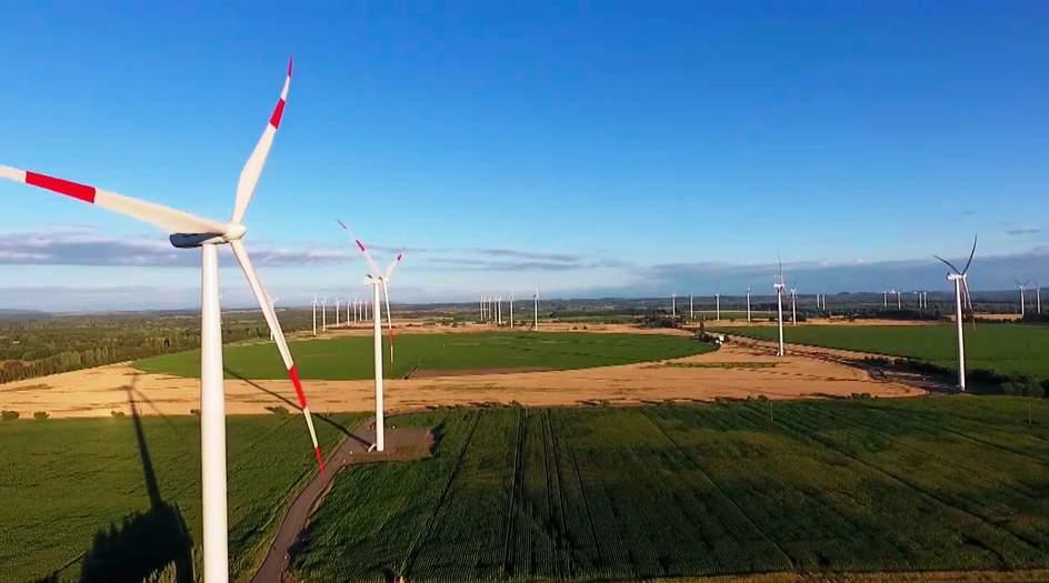 Más potencia para los parques eólicos en Francia