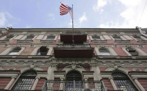 Rusia anuncia la expulsión de diplomáticos estadounidenses