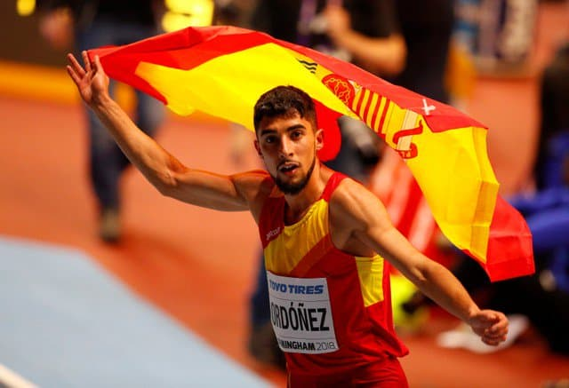 Saúl Ordóñez gana medalla de plata en Birmingham