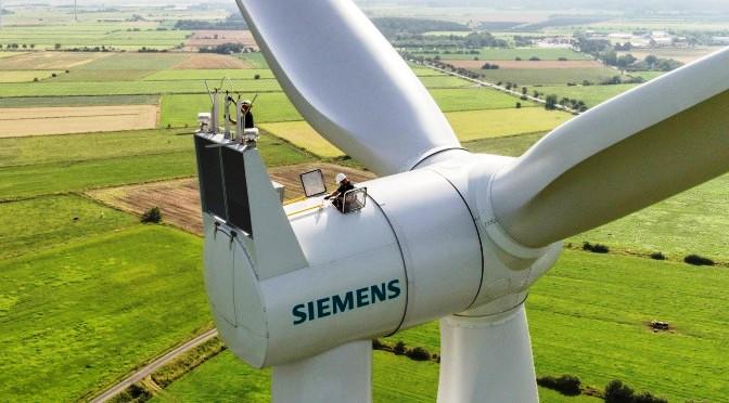Autogeneradores de Siemens Gamesa en Tenerife