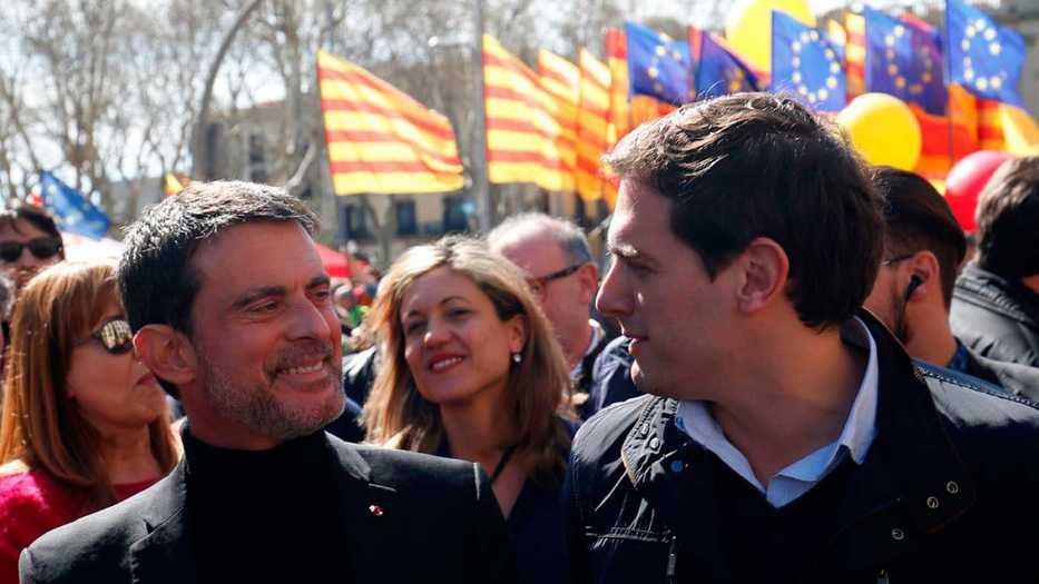 "Bipartidismo en España ""se ha acabado"": Albert Rivera"
