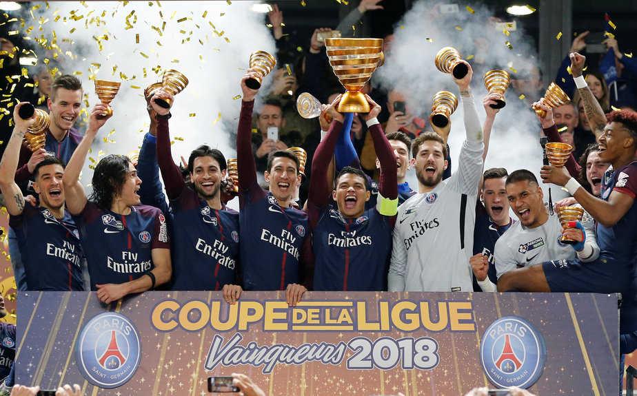 PSG el gran campeón