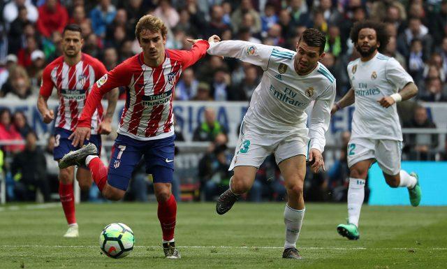 Real Madrid y Atlético igualaron
