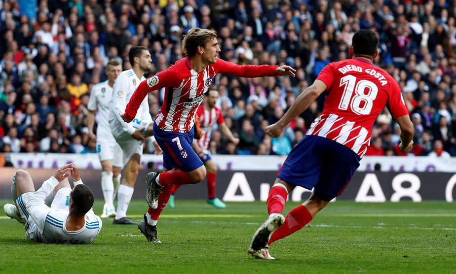 El Real Madrid y el Atlético igualaron en el Santiago Bernabéu acc4f1ac1a87d