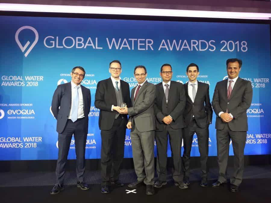 Global Water. Aqualia, una de las mejores empresas de gestión del agua del mundo