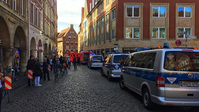 Atentado en Münster