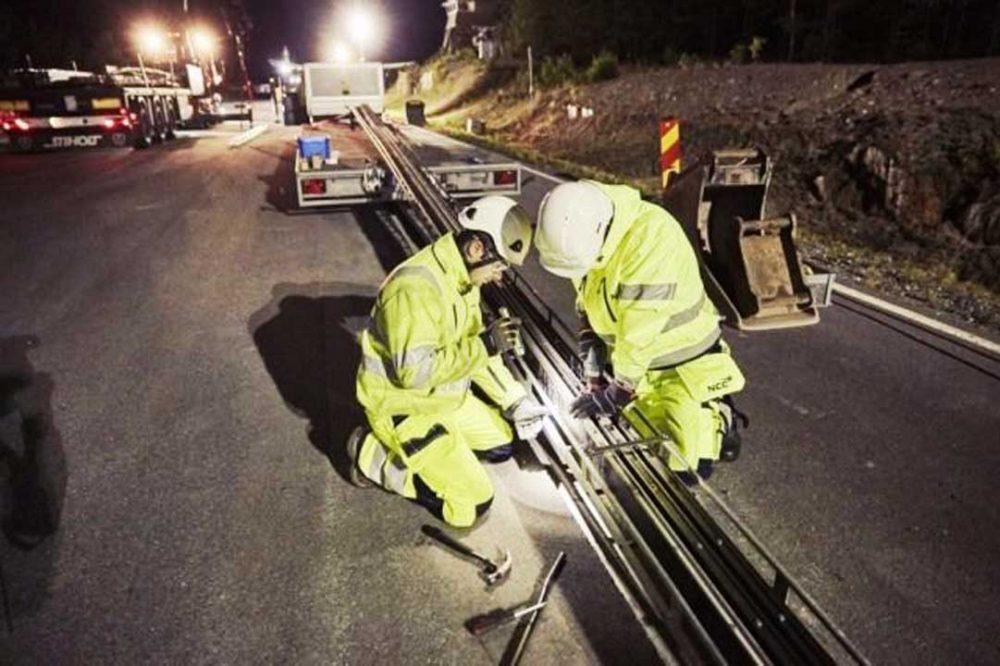 Suecia tendrá recarga eléctrica en circulación
