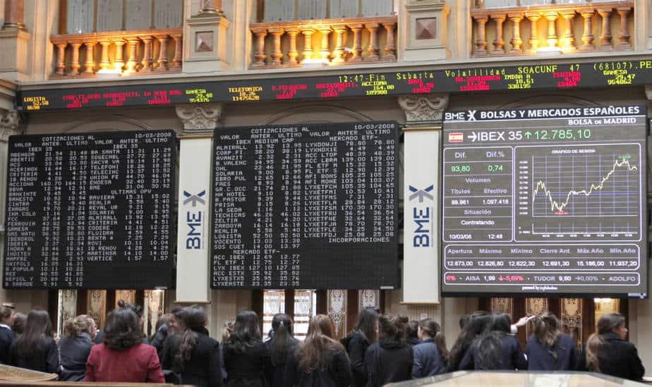 Tras alza histórica de Repsol en la Bolsa de Madrid corrige a la baja sus acciones