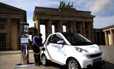 La producción en coches eléctricos Alemana se incrementará