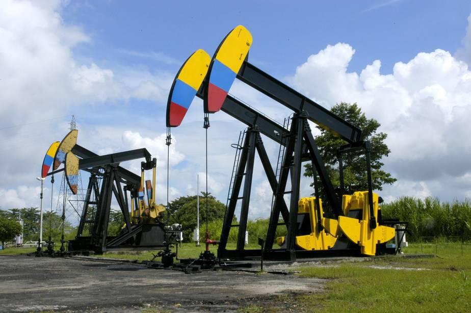 Sube la producción de crudo en Colombia