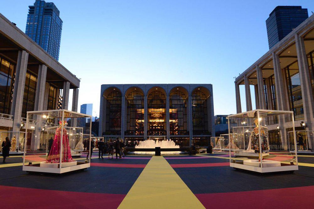 Dolce Gabbana desfile de alta costura 2018 en Nueva York