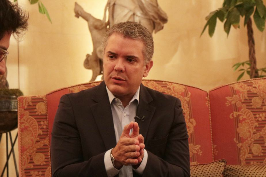 Entrevista a Iván Duque