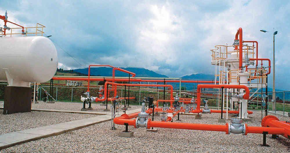 Mercado de gas natural. La meteorología impulsa el mercado de futuros del gas natural