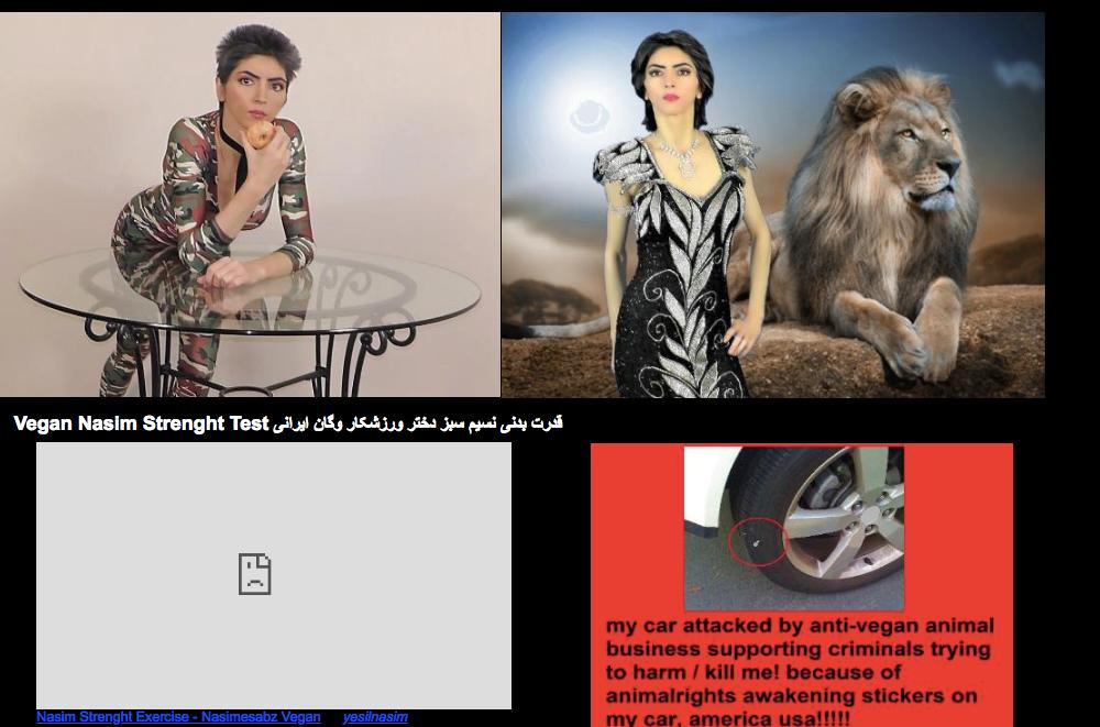 Nasim Aghdam: la mujer que disparó en el Tiroteo en YouTube