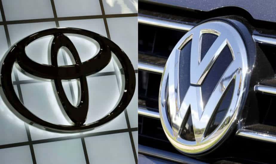 Toyota y Volkswagen se alían para incorporar nuevas tecnologías a vehículos de carga