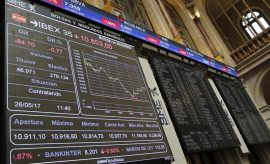 Valores en alza. Vuelve el optimismo al Ibex con su tercera semana en números verdes
