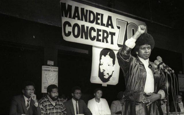 Quién fue Winnie Mandela
