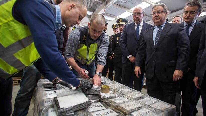 consumo de cocaina en europa