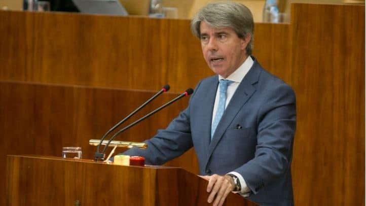 Ángel Garrido asume la Presidencia de la Comunidad de Madrid