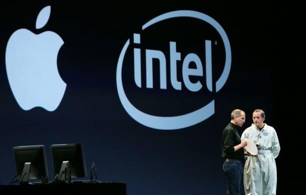 Apple abandona los procesadores Intel