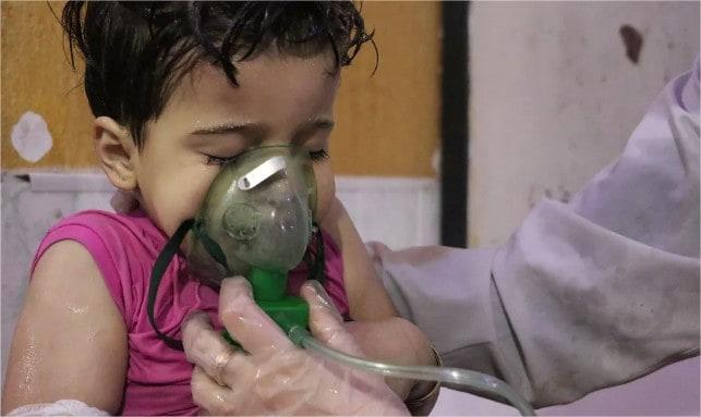 Ataque químico en Siria anticipa una respuesta bélica